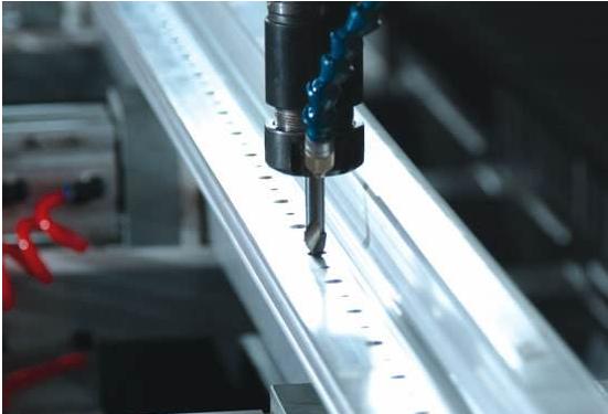 CNC加工中心刀具摩损